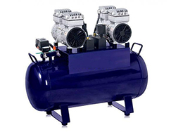 Oil Free Dental Air Compressor(for 3-4 Dental Chairs)